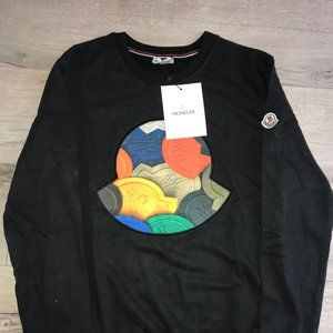 Moncler Size Large Sweater Brand New with label